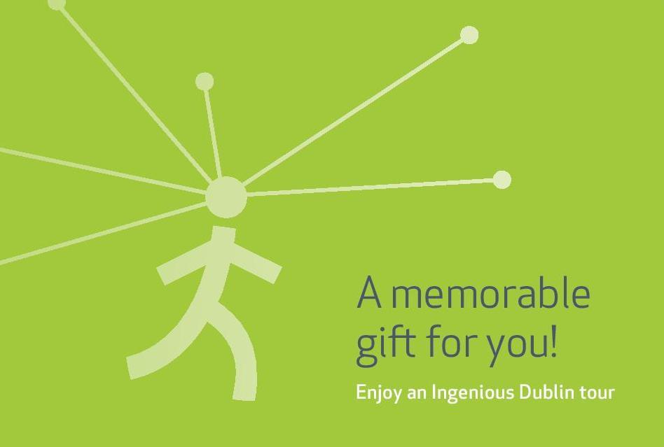 Ingenious Dublin gift voucher