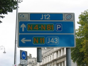 Ingenious Ireland free Dublin by Numbers trail