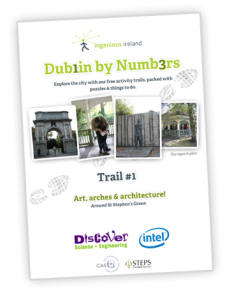 Free Download! The Dub1in by Numb3rs Trails Activity Booklet