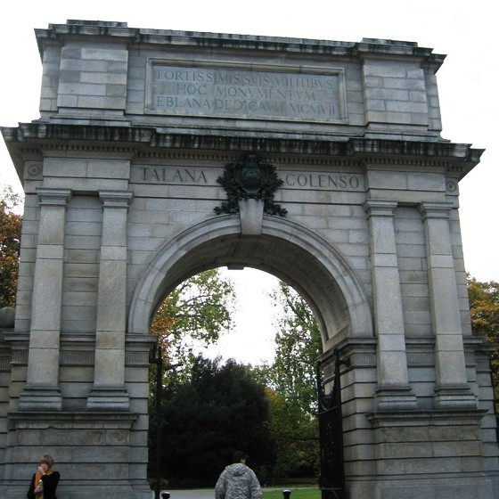 Royal Irish Fusiliers Arch