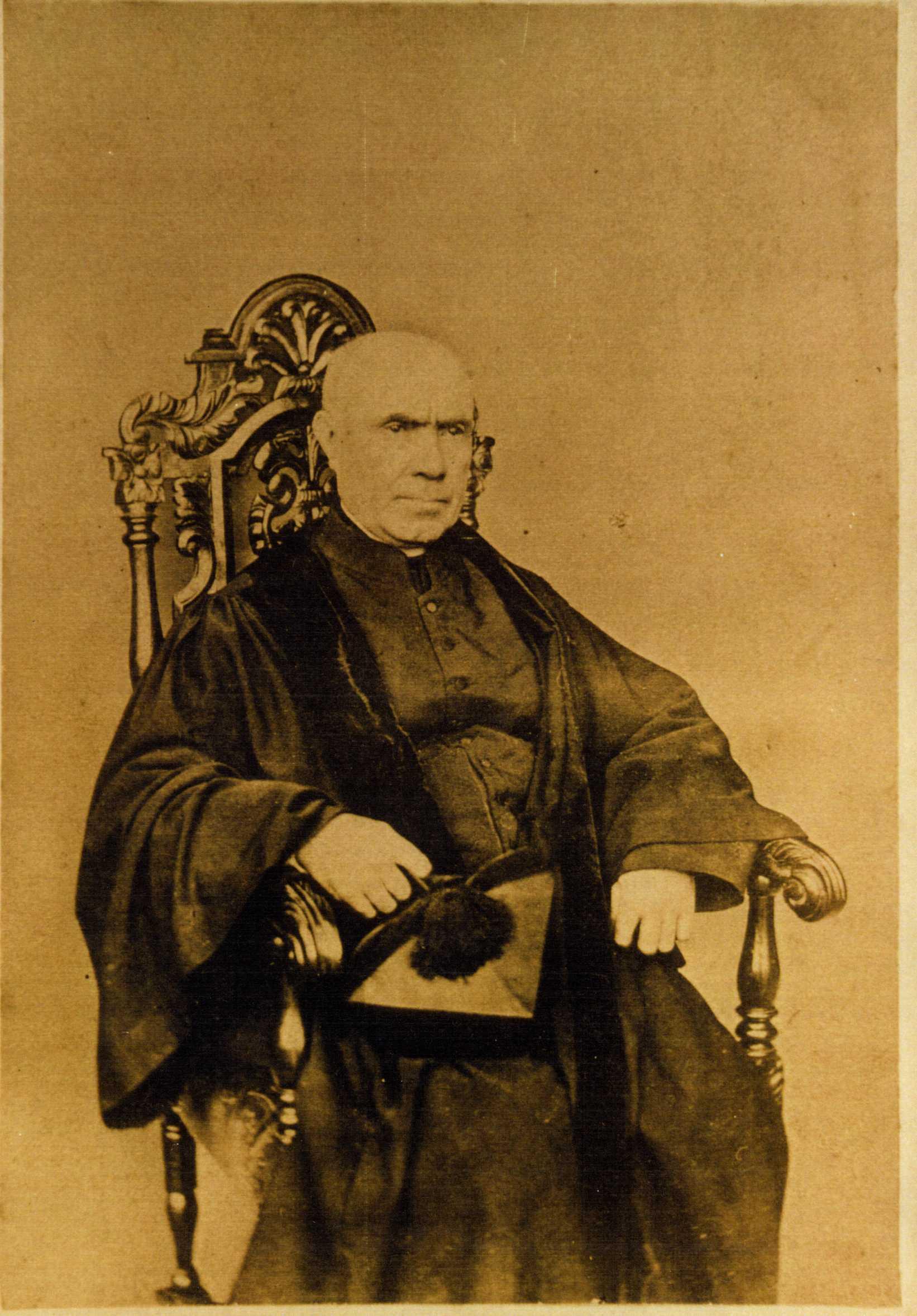Rev Nicholas Callan Maynooth