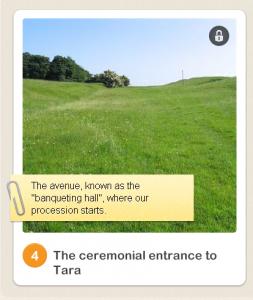 Ingenious Ireland Tara iPhone app screen