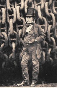 Isambard Kingdom Brunel 1857
