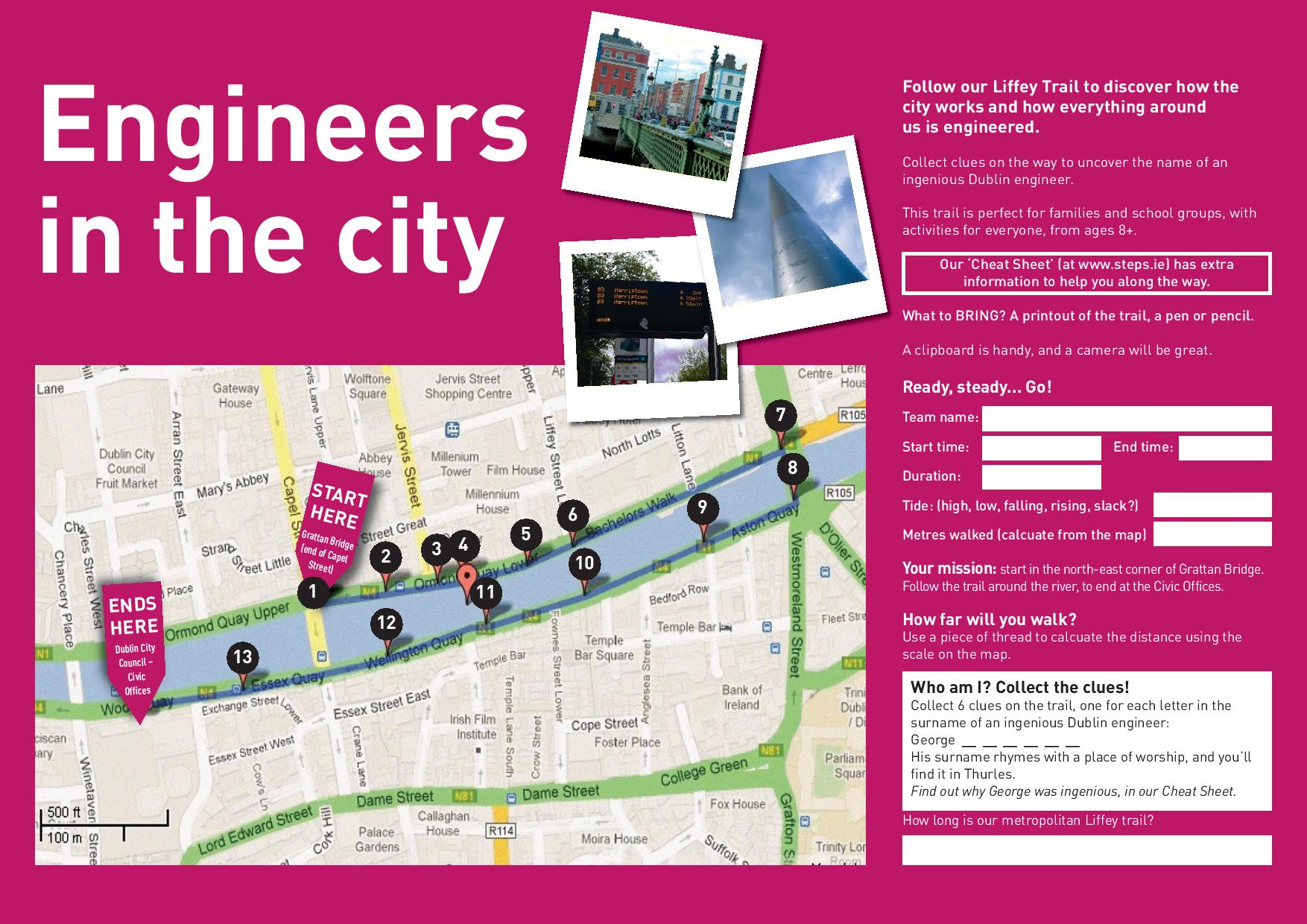 Engineering the City cover