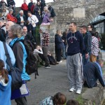 Geeks gather at Broombridge plaque