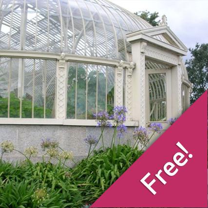 Dublin Botanic Gardens Green Audio Tour Ingenious Ireland