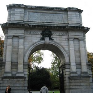 Royal Irish Fusiliers Arch